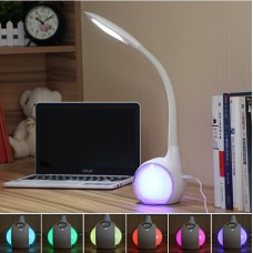 Настольный светильник с RGB основанием KL019C