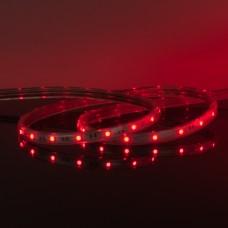 Набор лента светодиодная 220V 4,4W 60Led 3528 IP65 красный, 10 м (LSTR001 220V 4,4W IP65)