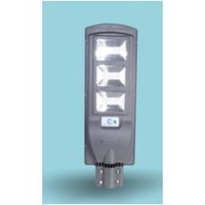 Уличный светодиодный прожектор на солнечной батарее KL60SBY мощностью 60Вт