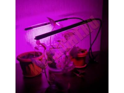 Обзор на светильник для растений KL001C-2 мощностью 18Вт